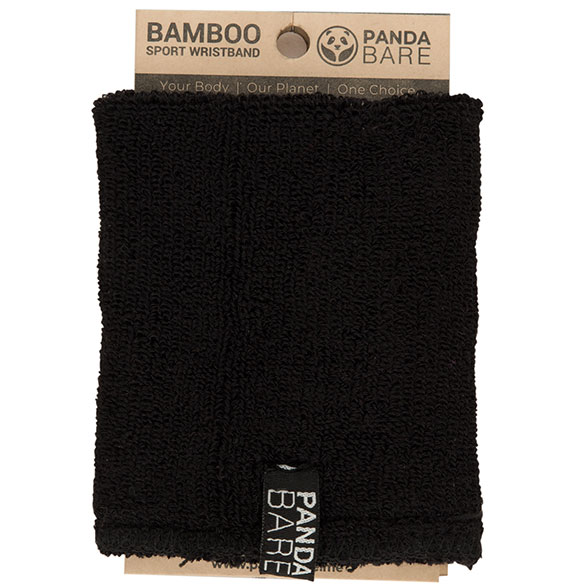 bamboo wristband black