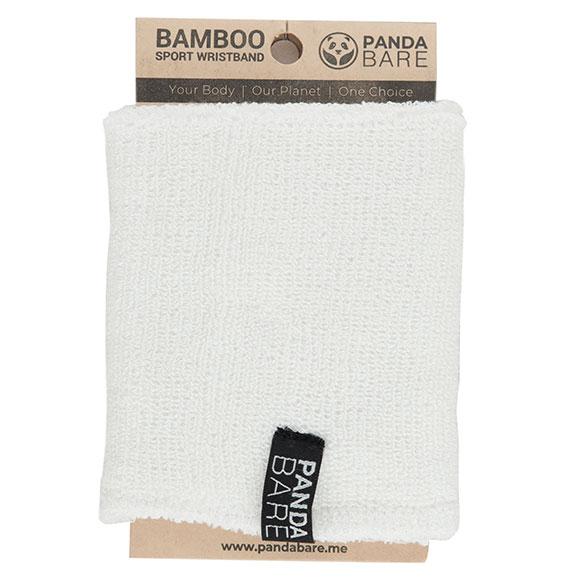 bamboo wristband white
